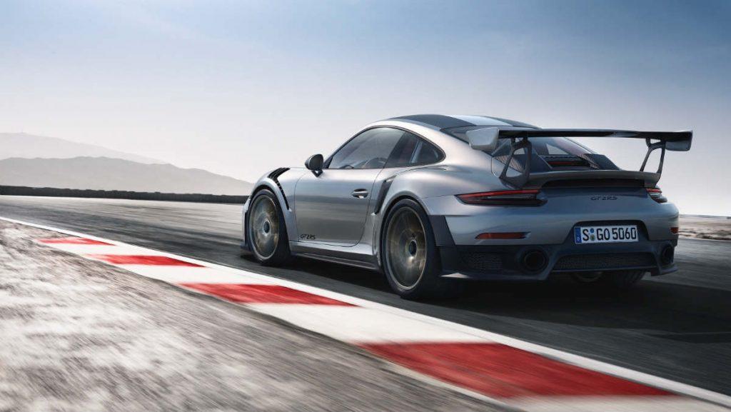 SPORTS CAR PORSCHE 911 GT2 RS