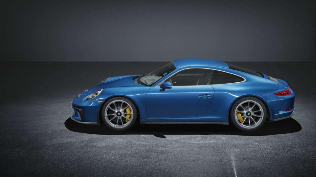 SPORTS CAR PORSCHE 911 GT3
