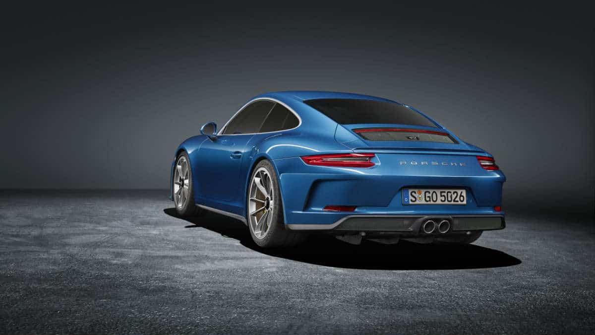 New PORSCHE 911 GT3 with Touring Package