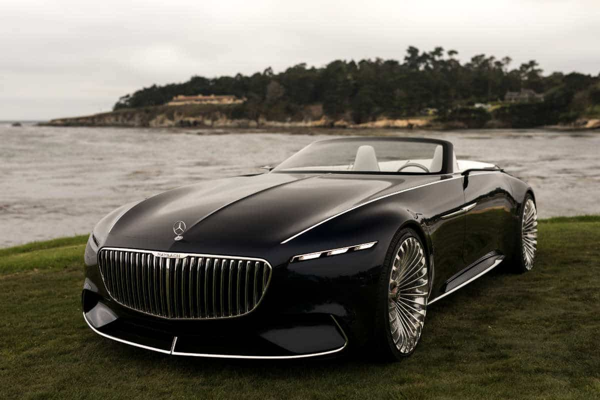 vision mercedes maybach 6 cabriolet archives auto. Black Bedroom Furniture Sets. Home Design Ideas