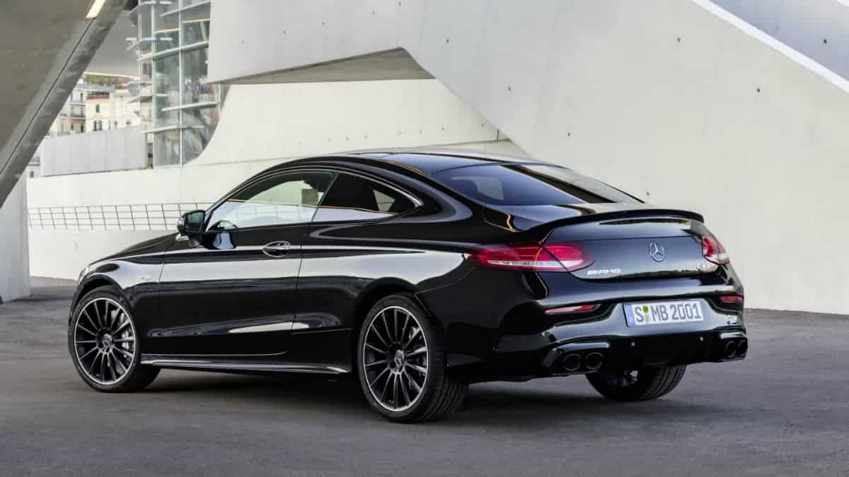 MERCEDES AMG C 43 4MATIC