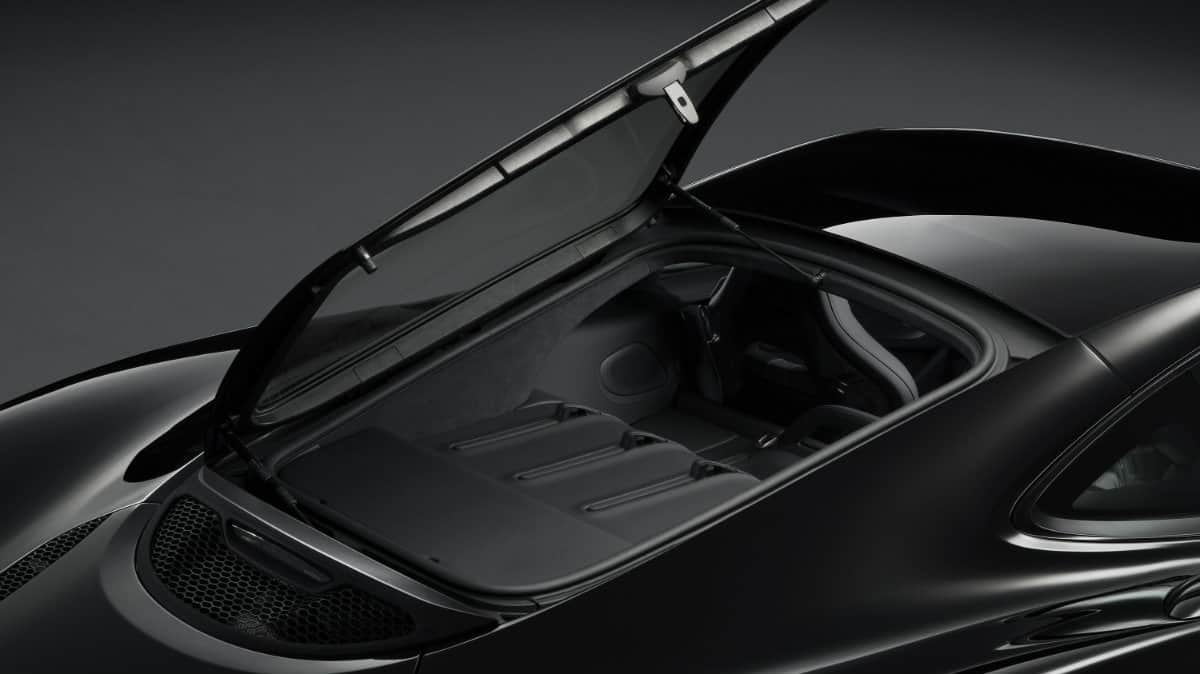 MCLAREN 570GT BLACK