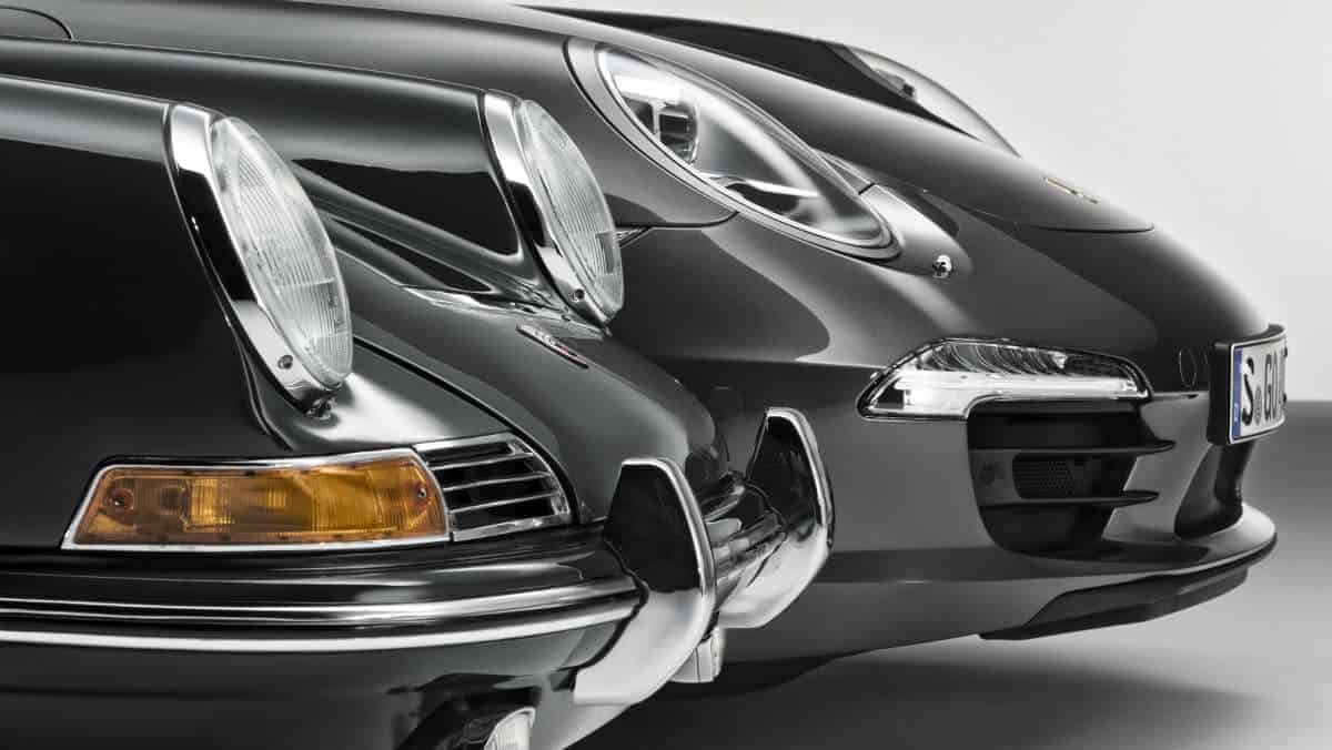 70 years of Porsche Sports Cars