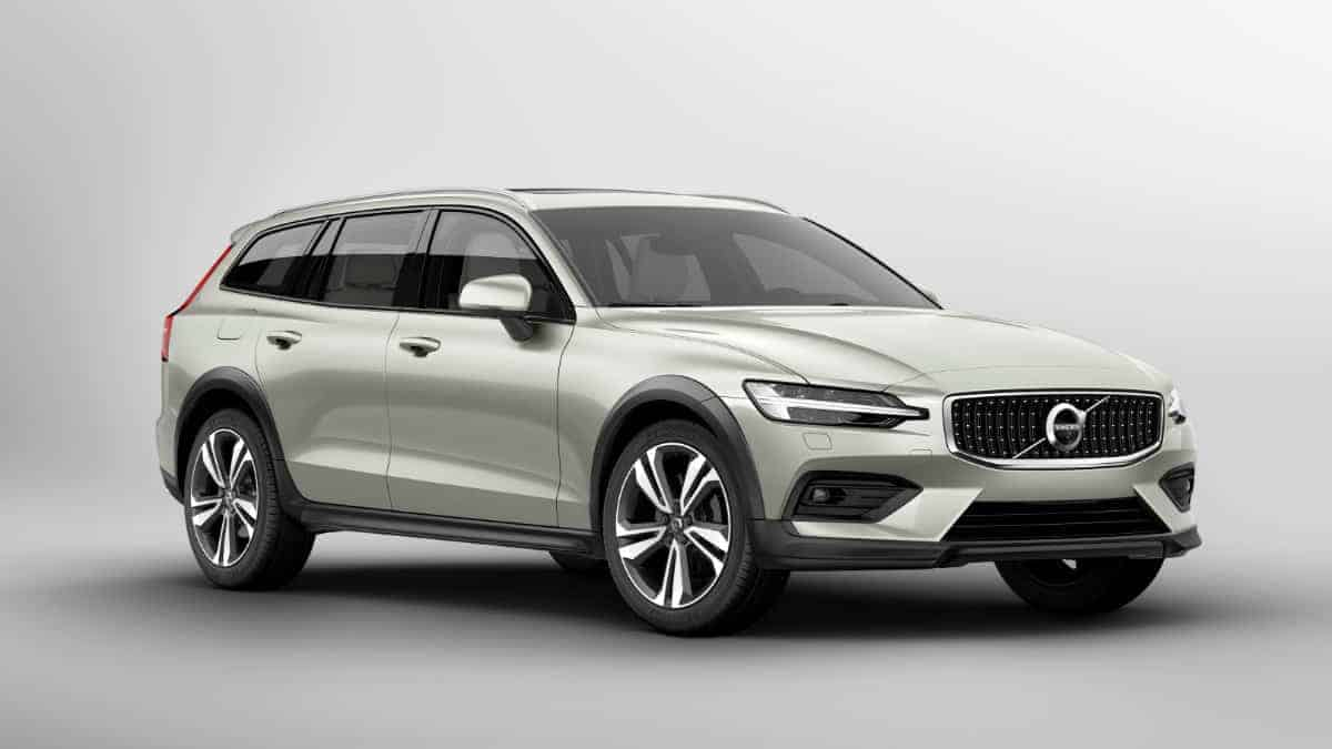 PREMIUM CAR VOLVO V60 CROSS COUNTRY