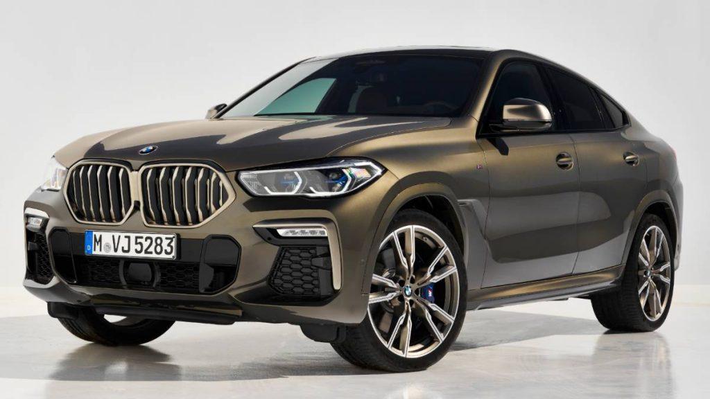PREMIUM SUV CAR BMW X6