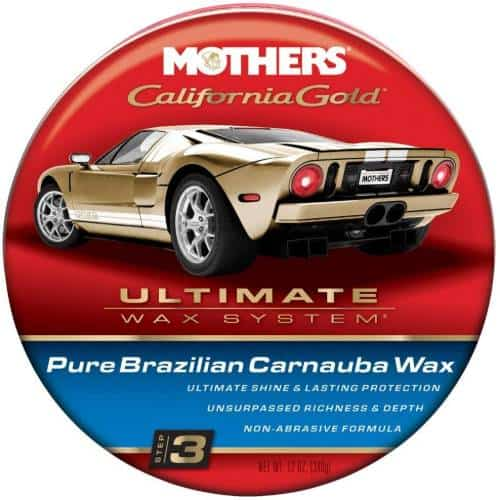 BRAZILIAN CARNAUBA CAR WAX