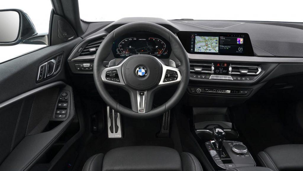 FOUR DOOR COUPE CAR BMW 2 GRAN COUPE