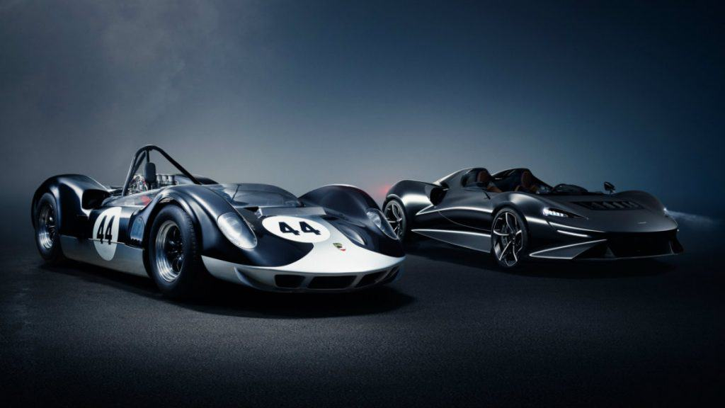 ULTIMATE SERIES ROADSTER CAR MCLAREN ELVA