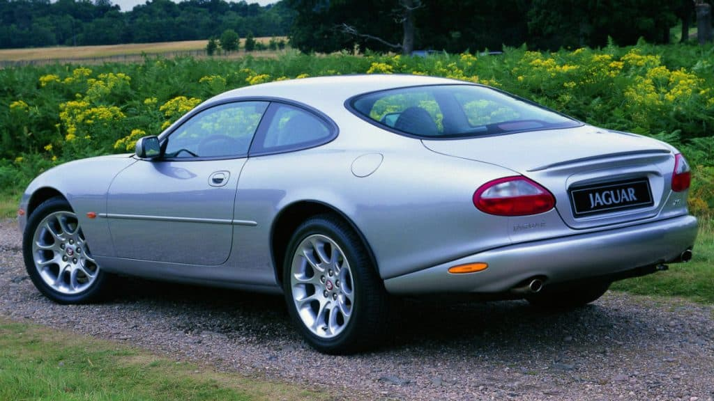 SPORTS CABRIOLET JAGUAR XK