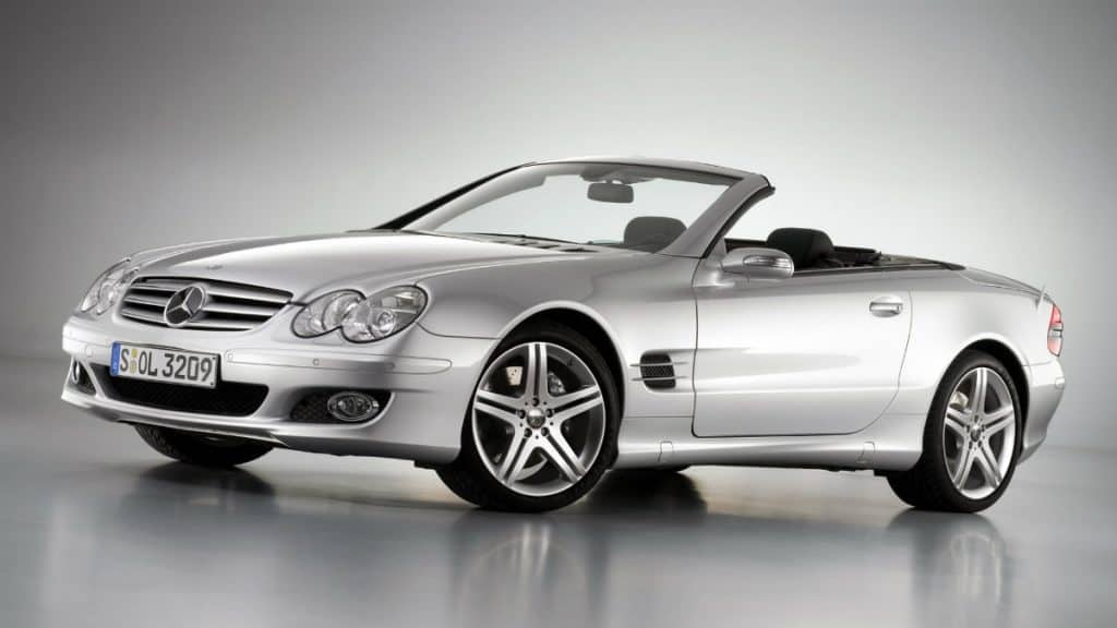 SPORTS CAR MERCEDES-BENZ SL (R230)