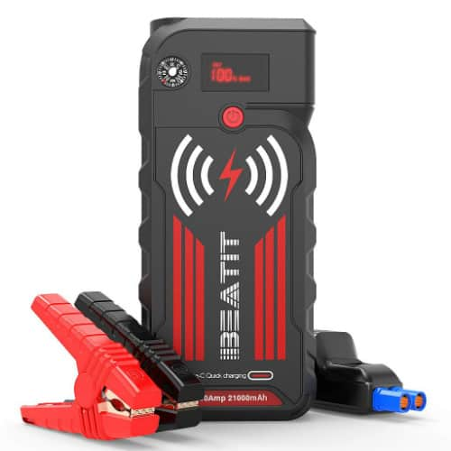 BEATIT G18 2000A PORTABLE CAR JUMP STARTER