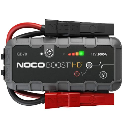 PORTABLE CAR JUMP STARTER NOCO Boost HD