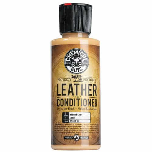 Best leather cleaner and leather conditioner Chemical Guys SPI_401_04 Vintage Series