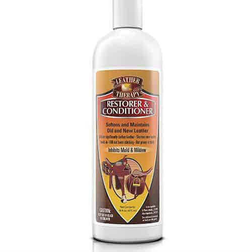 Best leather cleaner and leather conditioner Leather Therapy